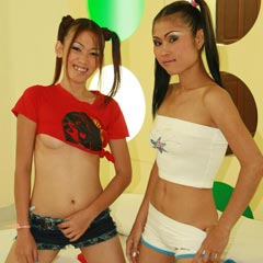 Thai Girls Wild  3