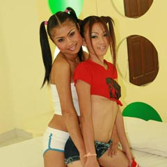 Thai Girls Wild  4